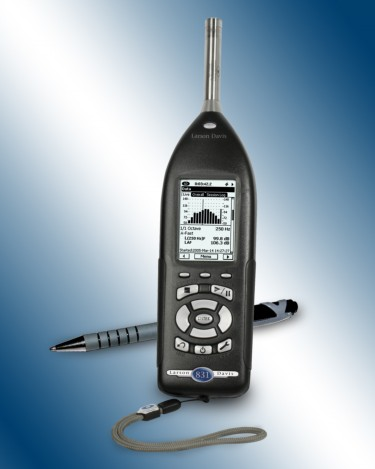 sound level meter  software