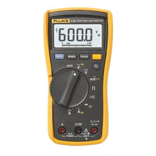 True Rms Meter : Digital multimeters