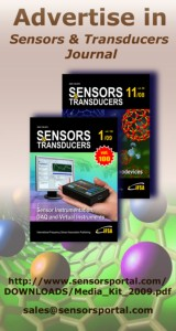 Sensors & Transducers journal's banner