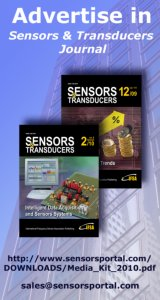 Advertise in Sensors & Transducers