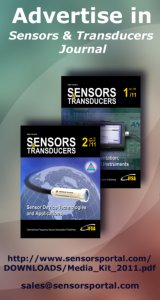 Advertise at Sensors Web Portal