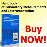 Handbook of Laboaratory Measurements book