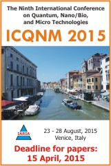 ICQNM' 2015 conference