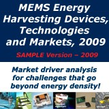 MEMS Energy Harvesting Devices Report