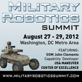 Military Robotics Summit 2012