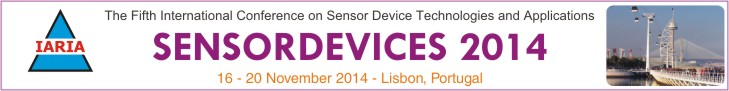 SENSORDEVICES' 2014 conference