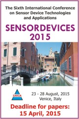 SENSORDEVICES' 2015 Conference