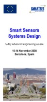 Smart Sensors Systems Design course