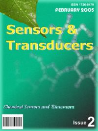 Sensors & Transducers Magazine's cover