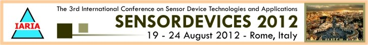 SENSORDEVICES' 2012